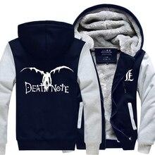 Death Note Hoodie Logo Sweatshirts Hoddie (4 colors)