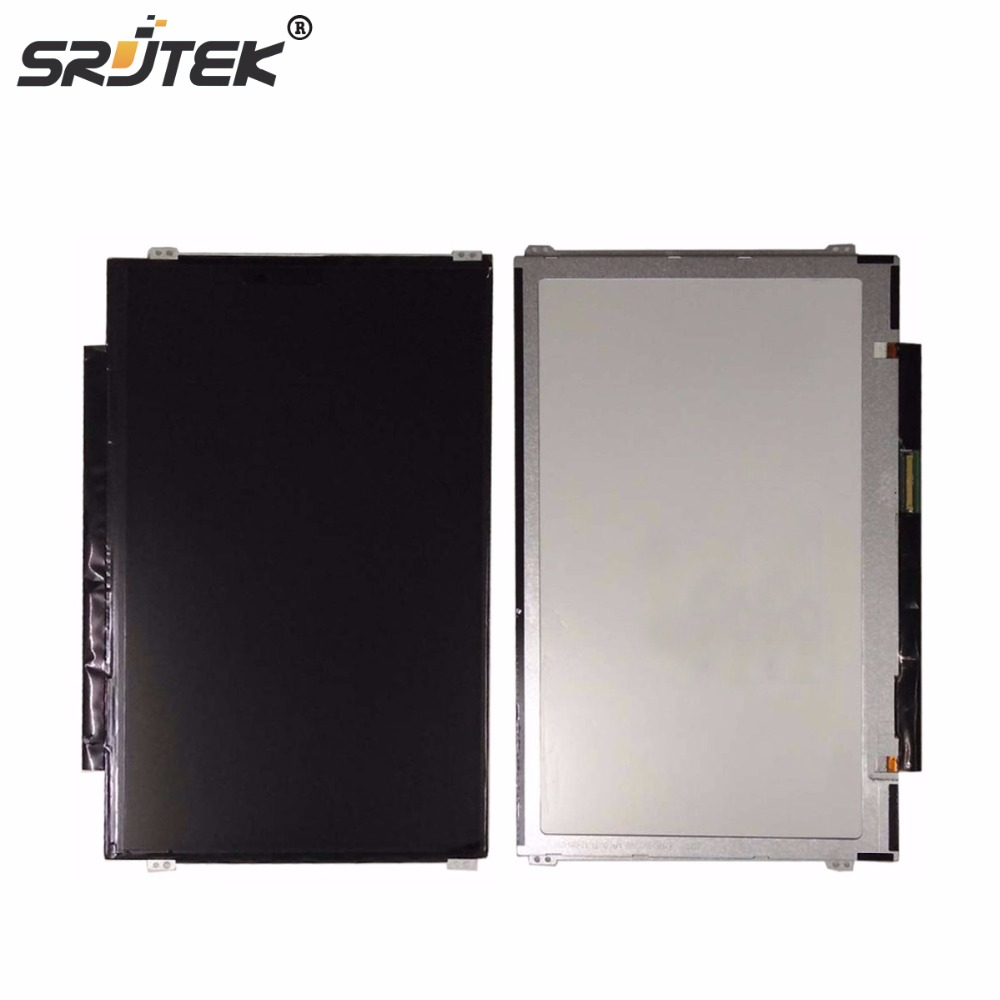 Srjtek 11.6 LCD For Asus Vivobook Q200E X200CA X200MA WXGA B11XW03 V.0 HD LED Glossy Slim LCD Screen display S200E X202E ttlcd laptop hd lcd screen display 17 3 inch fit lp173wd1 tl c3 new led glossy