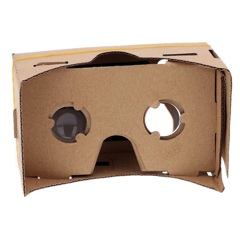 20pcs DIY Virtual reality VR For Google Cardboard Mobile Phone 3D Glasses K3K5