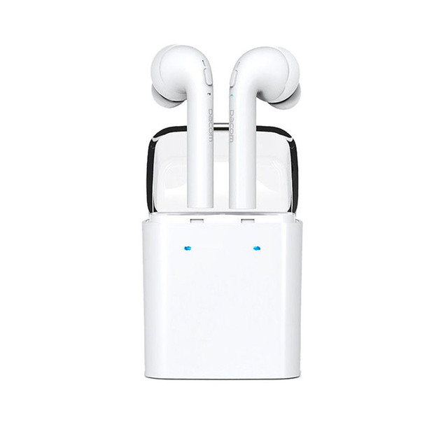 Hot! 2017 Newest Twins Wireless Bluetooth In-ear Earphones Stereo Earpiece For iphone 7 Airpods Android Superior Quality Feb13