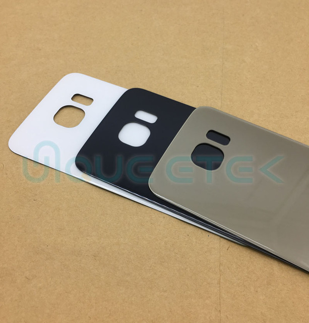 new arrival 13a6e 399d2 US $3.75 6% OFF|OEM New Glass Cover For SAMSUNG Galaxy S6 Edge Plus Back  Battery Cover Rear Door Housing S6 Edge Case For SAMSUNG S6 Back Glass-in  ...