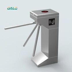 Elektromagnetyczny ze stali nierdzewnej napędzane bramka obrotowa bariery dla systemu kontroli dostępu na