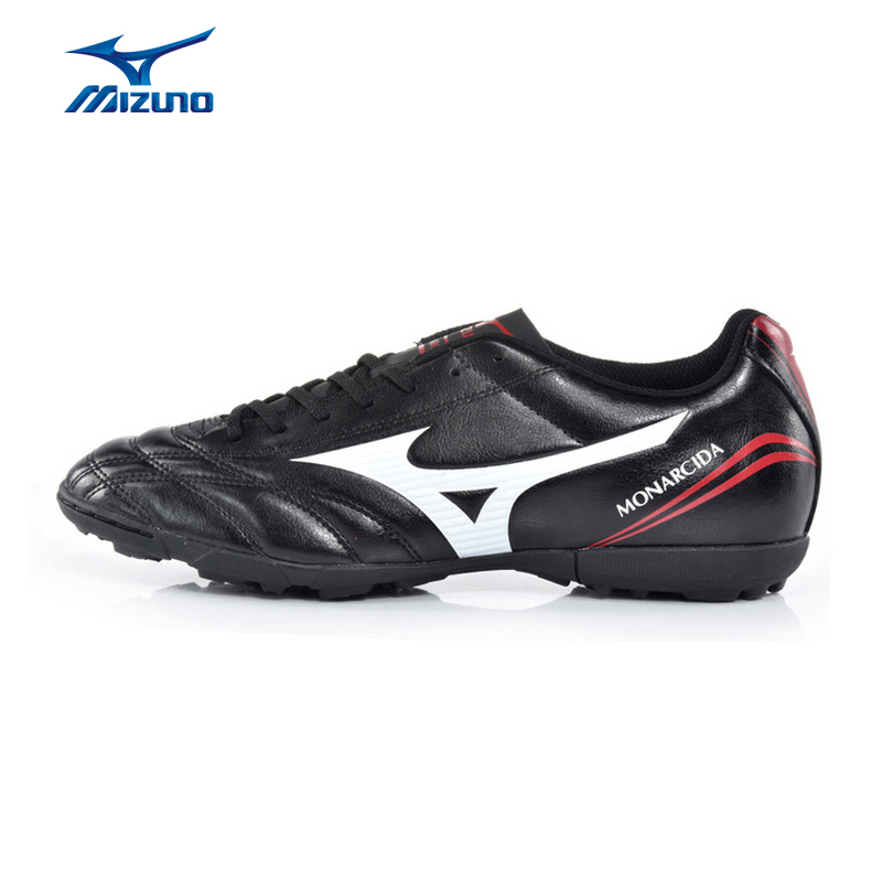 MIZUNO Men's Sports Beathable Cushioning Soccer Shoes MONARCIDA FS AS Light Sport Shoes Sneakers P1GD152301 YXZ003 mizuno breath thermo socks light ski mzn73uu152 мужские