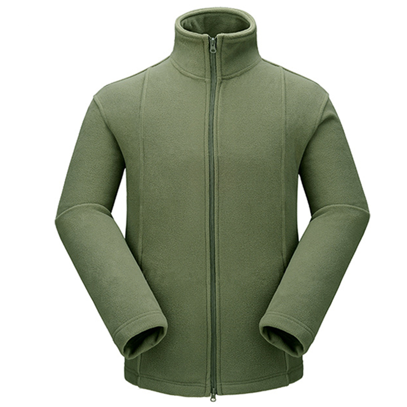 Online Get Cheap Fleece Jacket Men Winter Coat Men Windproof ...