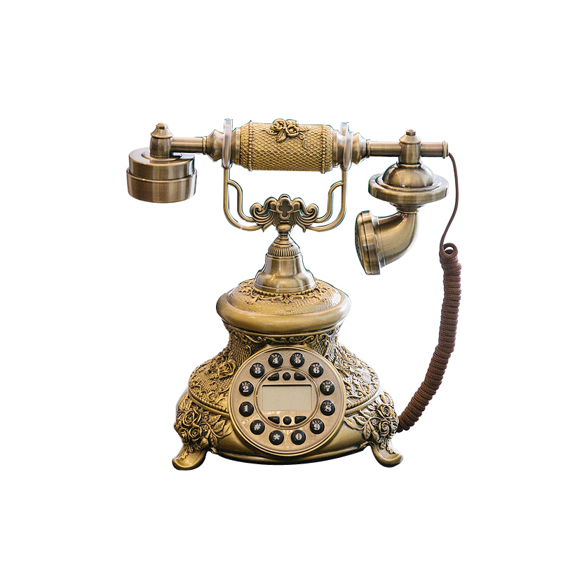 Home  Decoration Living Room Household Telephone In Modern Decorative Art Crafts American Wedding GiftHome  Decoration Living Room Household Telephone In Modern Decorative Art Crafts American Wedding Gift