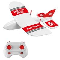 Kf606 2.4ghz rc avião voando aeronaves epp espuma planador brinquedo avião 15 minutos tempo de vôo rtf espuma avião brinquedos crianças presentes