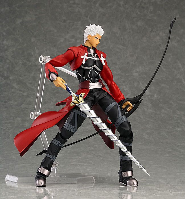 Figma 223 Fate Stay Night Archer 17cm Action Figure Model Toy come with retail box cmt cmt datong super mario shf action figure toy sh figuarts mario model with accessories set action figure