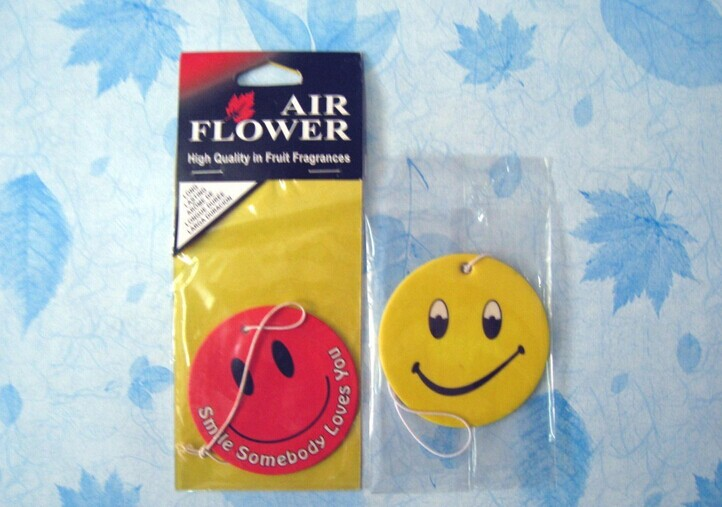 New Car Smell Air Freshener: Fedex IE Free Shipping , Wholesale Paper Air Freshener