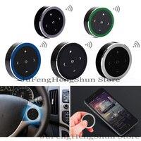 دعم سيري بلوتوث اللاسلكية المقود الموسيقى صورة كاميرا للسيارة الذكية الوسائط زر ل فون أندرويد