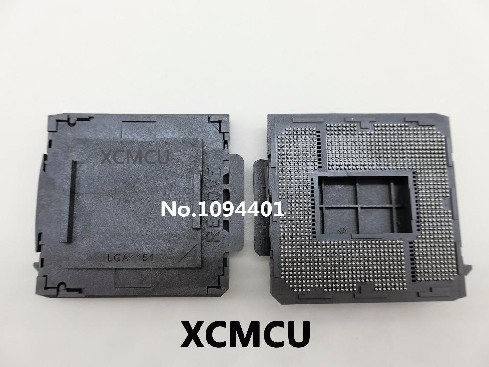 Socket LGA1151 LGA 1150 1155 1156 1366 2011 LGA2011-V3 LGA2066 LGA775 AM2 FM2 FM2B AM3 AM3B AM4 CPU Base PC Connector BGA Base