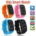 Zgpax s22 crianças de monitoramento via gprs gsm gps lbs local de segurança smart watch sim suporte para crianças sos smartphone enfants