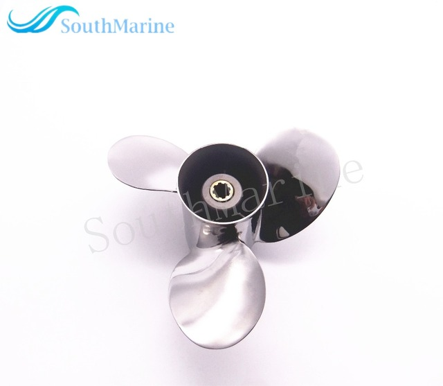 yamaha 9 9 outboard for sale. boat motor stainless steel propeller 9 1/4x11-j for yamaha 9.9hp 15hp outboard sale