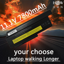 HSW 9 Cell 7800mAh Laptop Battery for Lenovo ThinkPad X220 X220i 0A36282 42T4875 ASM 42T4862 FRU 42T4863 42T4873 42Y4868 42T4861