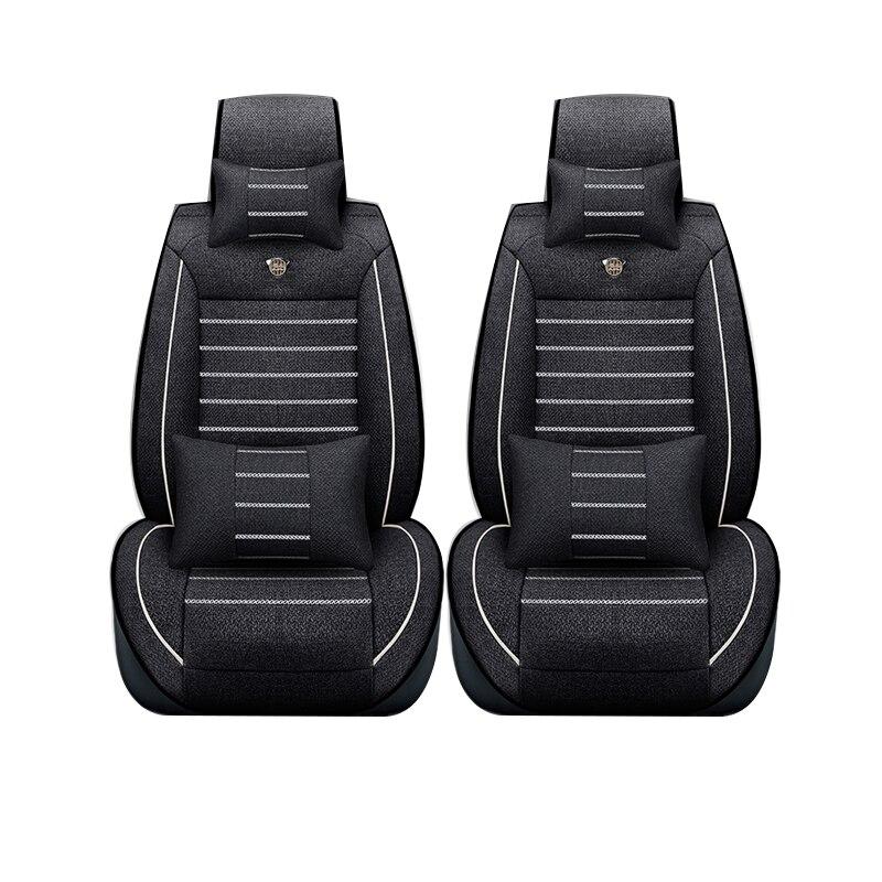 Специальный Воздухопроницаемый Чехол для сидения автомобиля для Ниссан Кашкай Теана Мурано Примечание марте Тиида Альмера х-трай авто аксессуары наклейки 3 28
