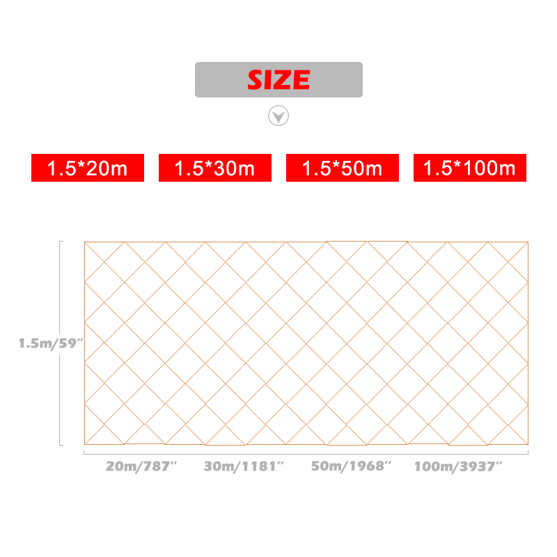 High Quality Nylon Rabbit net Tire line Orchard Vegetable Protection Network Capture Snake Rabbits Reptiles Garden supplies in Traps from Home Garden