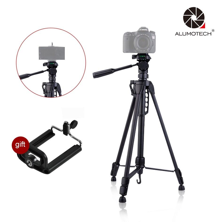 Max Load 3KG WT 3730 Tripod Stand DSLR font b Camera b font 3D Cradle Head