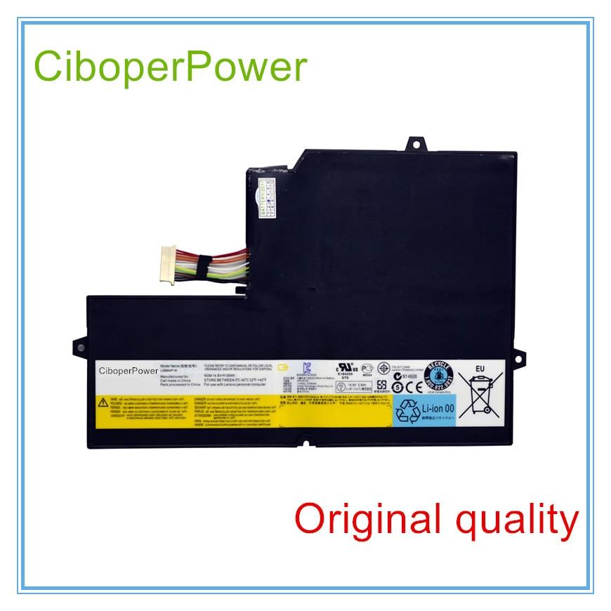 Original Laptop Battery For U260 57Y6601 L09M4P16 KB3072 14.8V 38Wh laptop keyboard for hp for envy 4 1014tu 4 1014tx 4 1015tu 4 1015tx 4 1018tu backlit northwest africa 692759 fp1 mp 11m6j698w