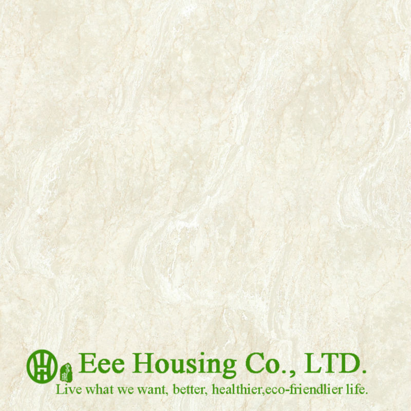 Good Abrasion Resistance Polished Porcelain Floor Tiles For Residential, 600*600 Double Loading Tiles
