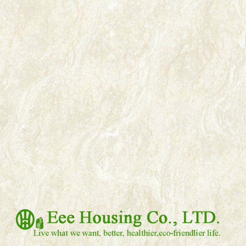 Good Abrasion Resistance Polished Porcelain Floor Tiles For Residential, 600*600 Double Loading Tiles