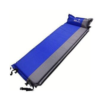 מזרן לשינת אוהלים ומחנאות עם כרית