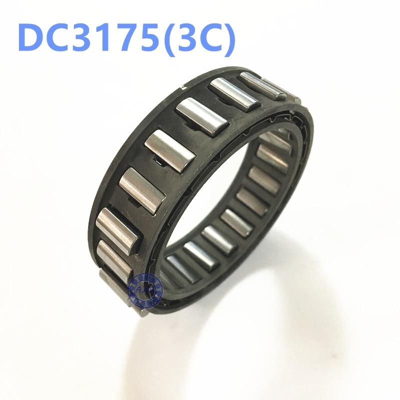 DC3175(3C) sprag free wheels One way clutch needle roller bearing size 31.750*48.41*13.5mm mz15 mz17 mz20 mz30 mz35 mz40 mz45 mz50 mz60 mz70 one way clutches sprag bearings overrunning clutch cam clutch reducers clutch