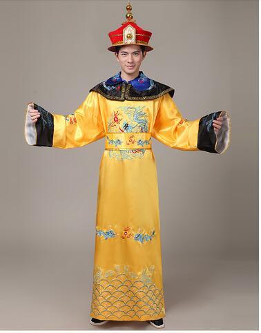 Pecinta Kostum Pria Wanita pakaian mewah jubah raja kostum panggung ratu putri pernikahan fotografi cosplay pakaian