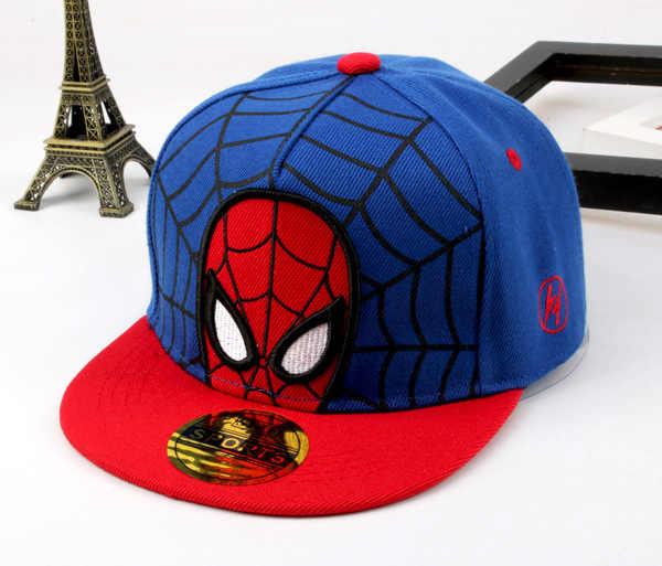 الأطفال قبعات البيسبول قبعات للأطفال الفتيان الفتيات الورك هوب قبعة K-البوب القبعات Snapback قبعات بطل السوبر سيارة رجل الشارع الشهير gorras Casquette