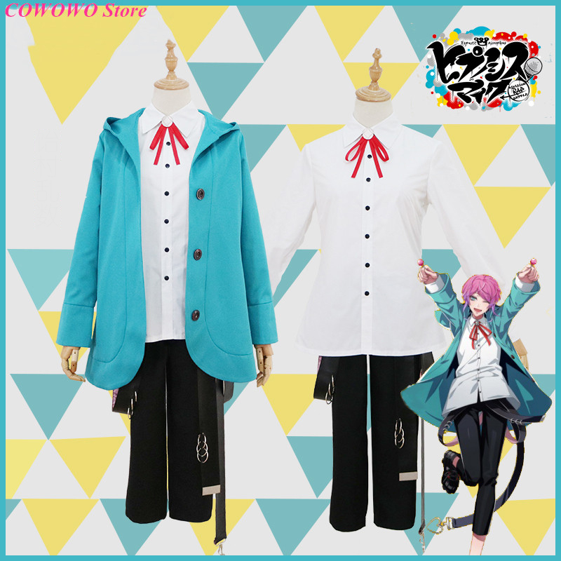 Anime Japanese Voice Actor Division Rap Battle DRB Amemura Ramuda Hypnosis Mic easy R Uniform Suit
