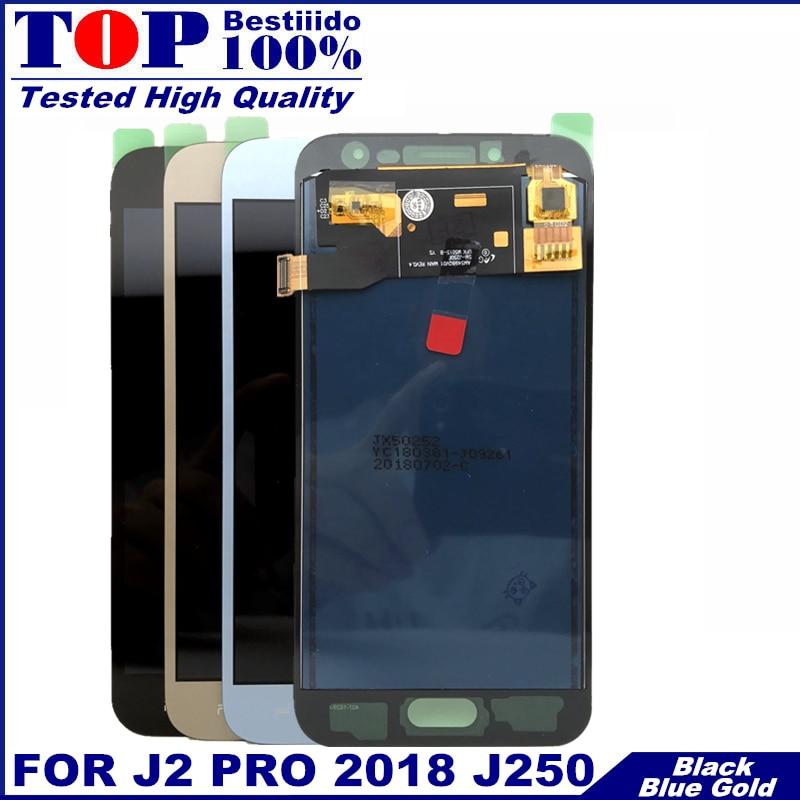 j250 display