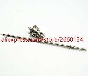 Image 3 - W 101 hand manual spray gun nozzle, 1.0/1.3/1.5/1.8mm Japan made, nozzle kit  101 nozzle kit FREE SHIPPING