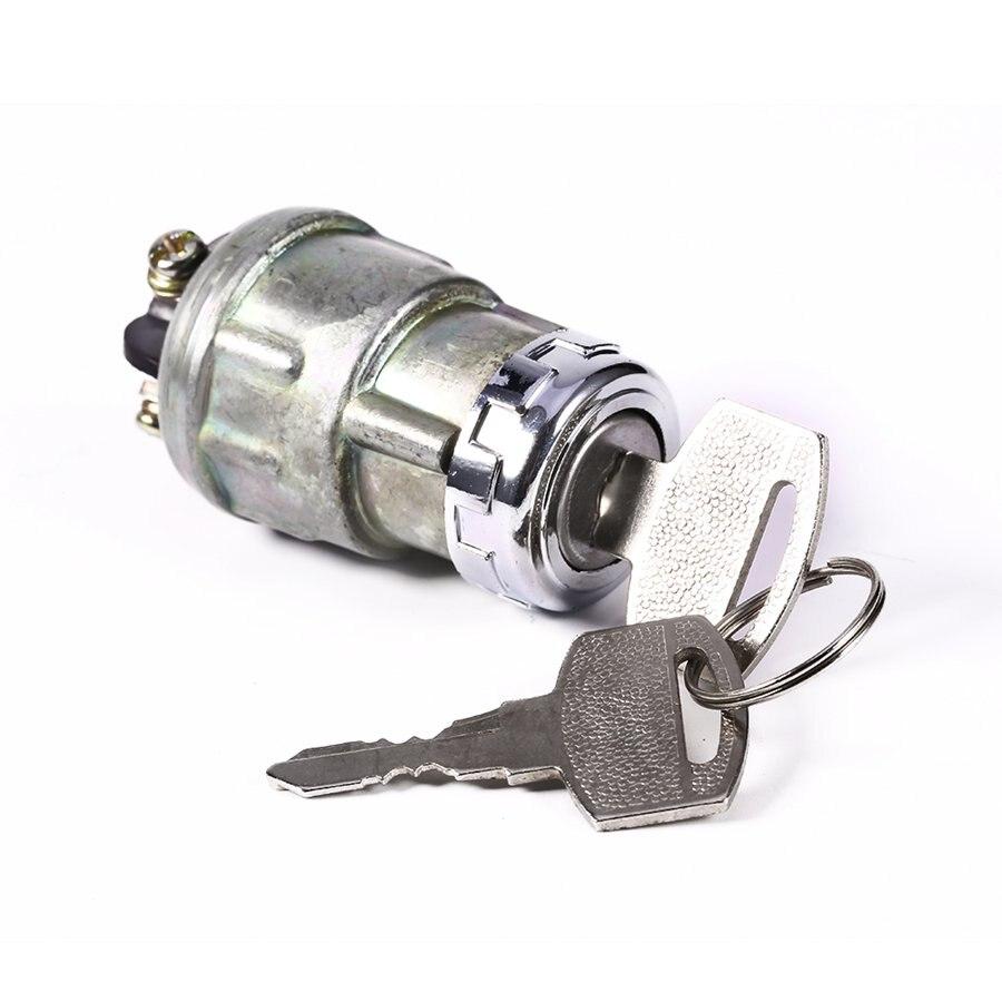 B35 Reemplazo Universal Interruptor De Encendido Cilindro de la Cerradura con 2