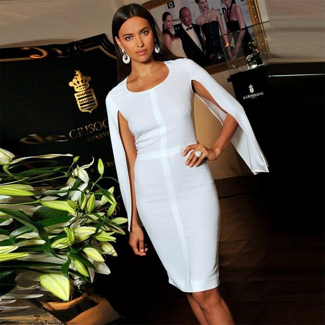 Sexy weißen mantel arabisch cocktailkleider 2017 mantel günstige ...