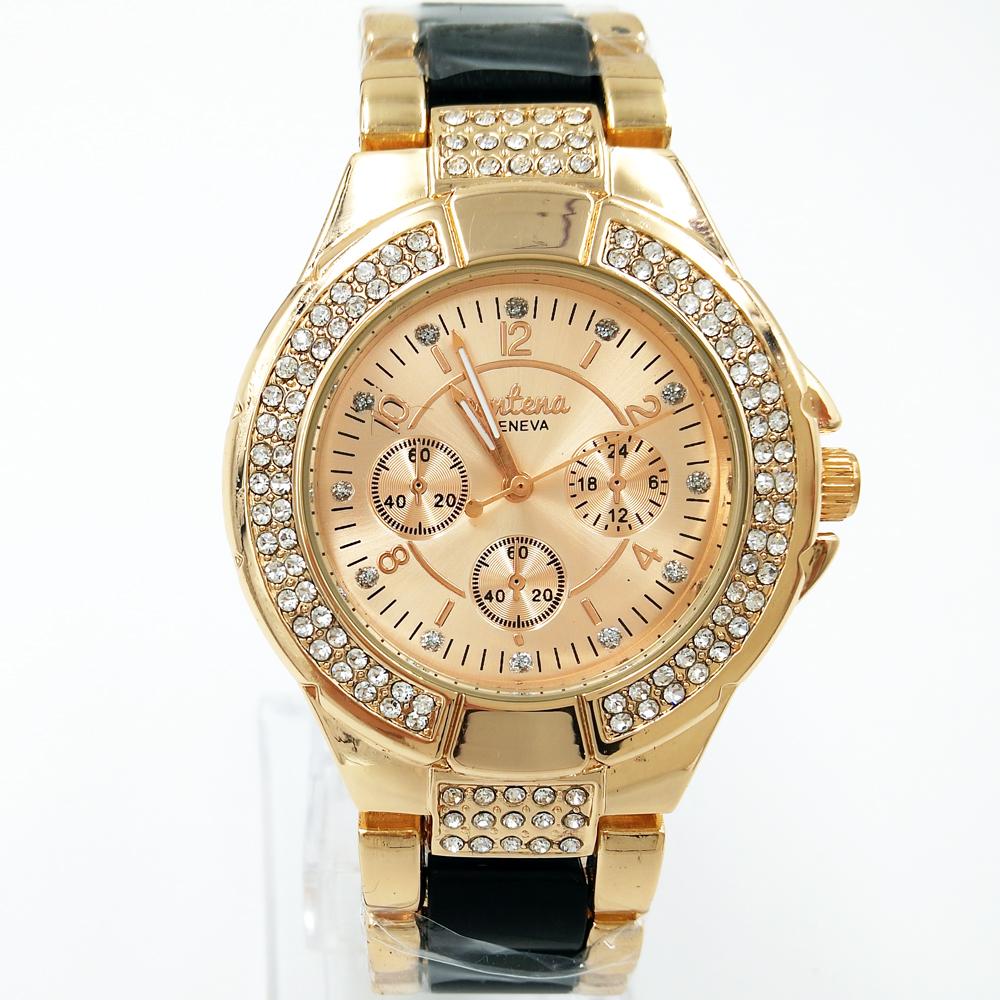 Prix pour CT226 Montre Femmes Contena Marque De Luxe Mode Noir En Céramique Montres Dame relojes mujer Femme Montres Filles Robe Horloges