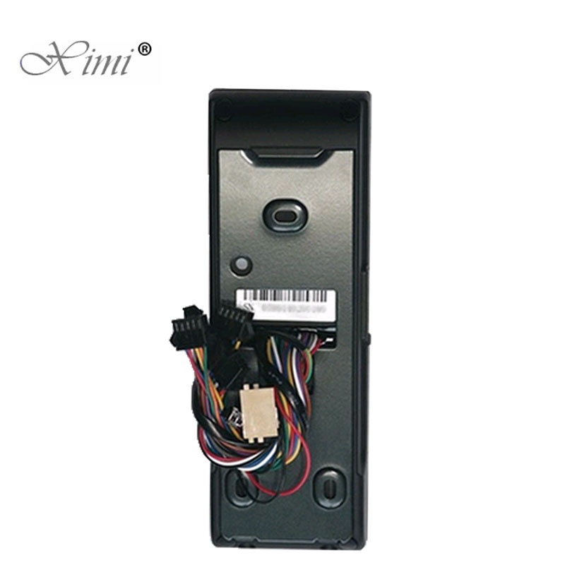 IP65 Waterproof Fingerprint Access Control And Time Attendance TCP/IP ZK TF1700 Door Access Control System With RFID Card Reader