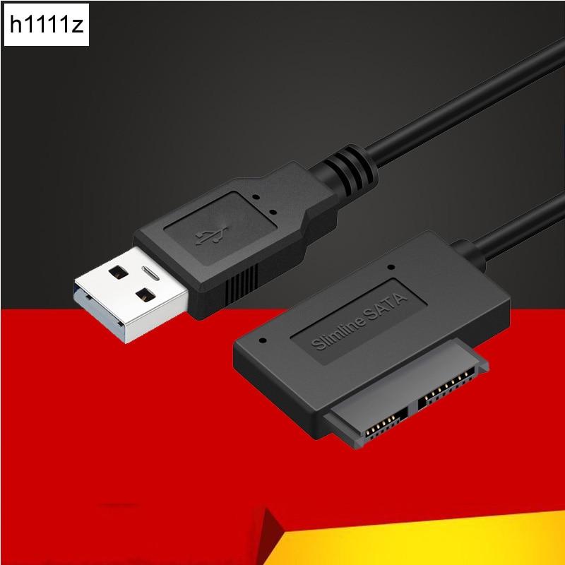 USB 2 0 to font b Mini b font Sata II SATA2 0 7 6 13Pin