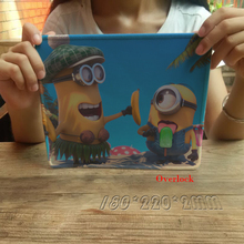 Hot Moive Despicable Me 2 Durable Soft Rubber Mousepad Laptop Notebook Computer Mouse pad For Gaming Gamer Speed Mice Play Mat