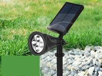 Solar Plant Led Lights For Growing Growth Lamp Lawn Planting Grow Plantas Red Blue
