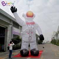 Nach maß 20 füße höhe riesigen aufblasbaren astronaut / 6m hoch riesigen aufblasbaren astronaut ballon für werbung spielzeug