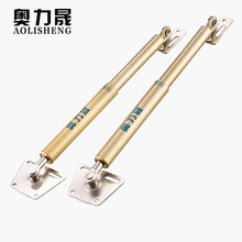 Gas Support Down Pressure Bar Cabinet Bed Gas 100N/10kg Hydraulic Support Rod Hardware Buffer Kitchen Hardware -1Pieces(China)