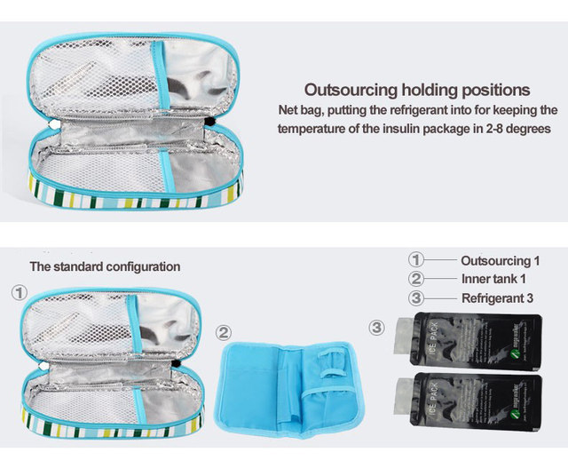 Apollo Insulin Cooler Bag 4