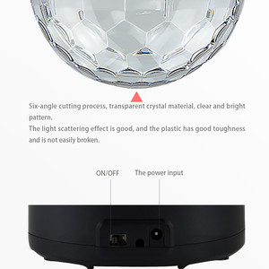 Image 3 - Atotalof USB LED Bar Podium Verlichting RGB Mini Disco Ball Light Sound Activated DJ Projector Party Verlichting voor Auto Thuis KTV