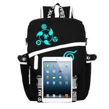 Naruto teenagers School Bags Backpacks ( 3 colors)