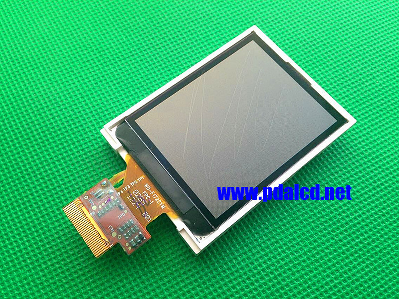 Original 2.2inch LCD screen for WD-F1722YM-FPC-1 WD-F1722YM-6FLW b Handheld GPS LCD display screen panel Repair replacement