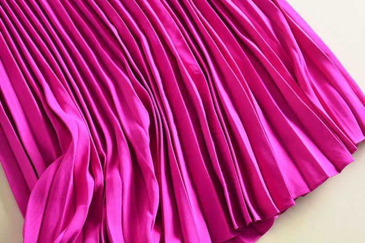 2019 ニュー · ローズレッドロングスリーブフィッシュテイルひだドレス夏秋春セクシーなイブニングパーティーボディコン卸売婦人服