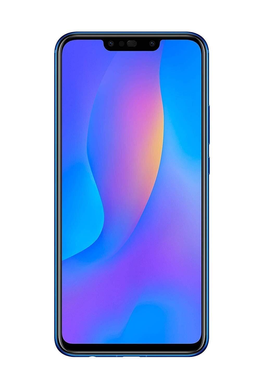 Huawei P Smart Plus, Band 4G/LTE/WiFi, Dual SIM, 6 Internal 4GB De Memoria, 4GB Ram, Screen 6.3