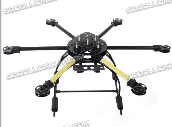 ATG 800mm 4/6-Y4 15mm Arm FPV Hex/Quad Copter Folding Frame Multi-copter freeshipping ...