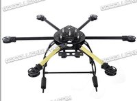 ATG 800mm 4/6 Y4 15mm Arm FPV Hex/Quad Copter Folding Frame Multi copter freeshipping