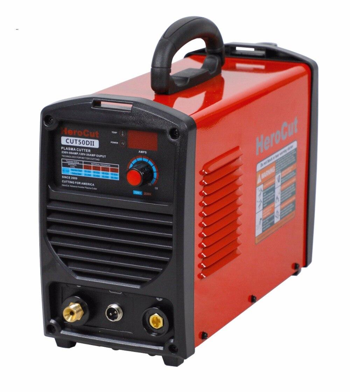 IGBT macchina di taglio Al Plasma Taglio Al Plasma Cut50II Gamma di Tensione di 190 v-250 v