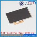 Новый 7 '' дюймовый жк-дисплей матрица Prestigio MultiPad Wize 3038 3 г планшет TFT LCD панель объектив заменой кадров бесплатная доставка