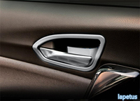 For BMW 1 Series 116i 118i F20 2012 2017 Stainless Steel New Style Inner Door Handle
